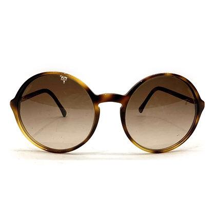 Chanel Round Sunglasses