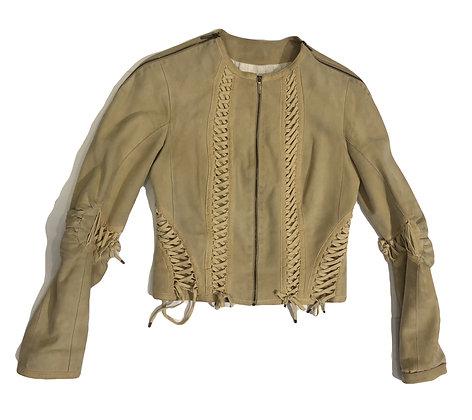 Christian Dior Vintage Suede Jacket