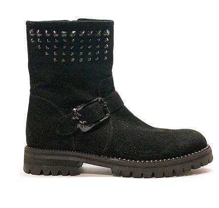 Kombat Boots Piaccio Suede