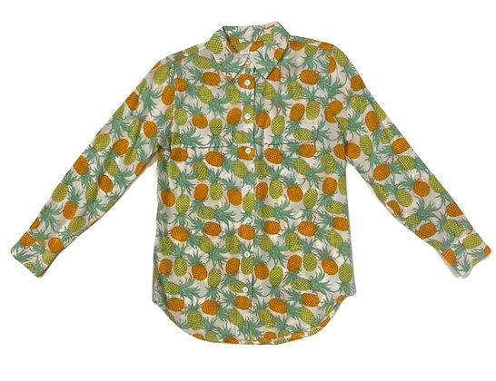 Equipment Pineapple Blouse