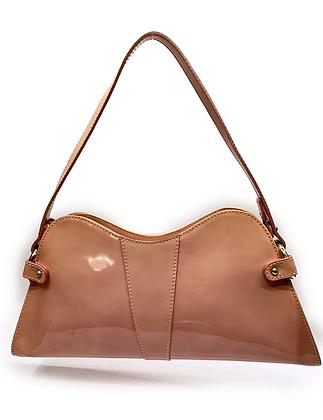 Fendi Diablo Patent Bag