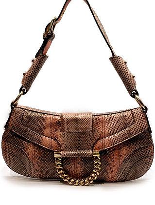 Dolce & Gabbana Phyton Shoulder Bag