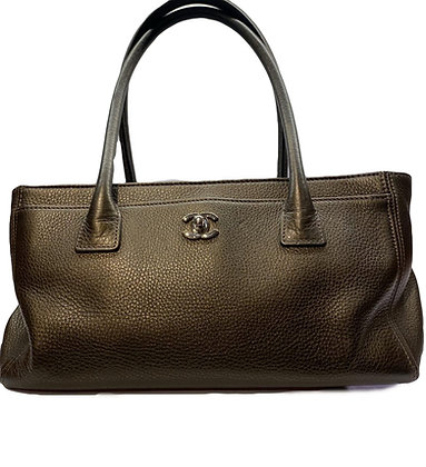 Chanel Executive Cerf Small Tote Bag
