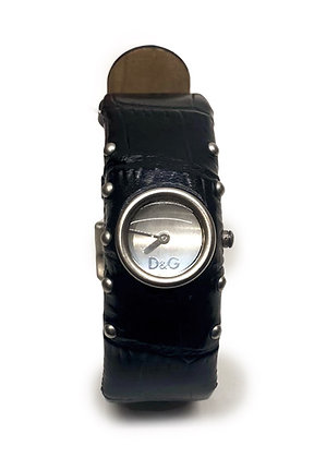 D & G Leather Watch