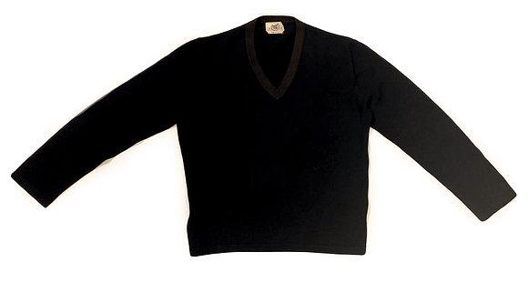 Hermes V-Neck Sweater