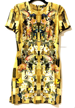 Alexander McQueen Kaleidoscope Dress