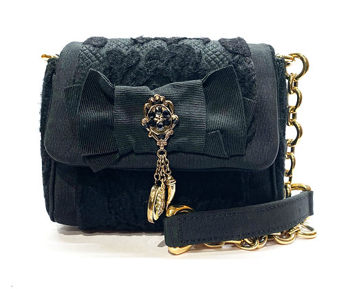 Dolce & Gabbana Black Clutch