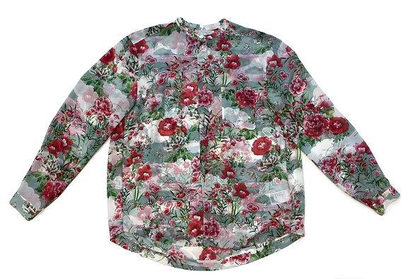 Giambattista Valli Floral Blouse