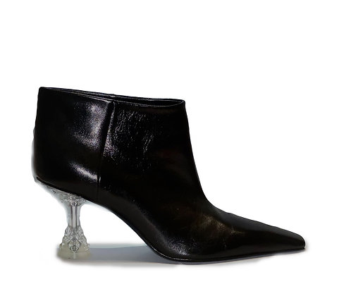 Celine Leather Anckle Booties