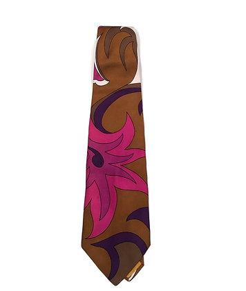 Emilio Pucci Vintage Tie