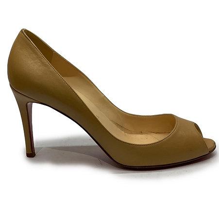 Christian Louboutin Peep-Toe Shoes