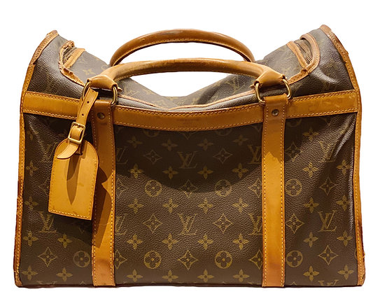 Louis Vuitton Sac a Chien 40 Monogram Dog Carrier