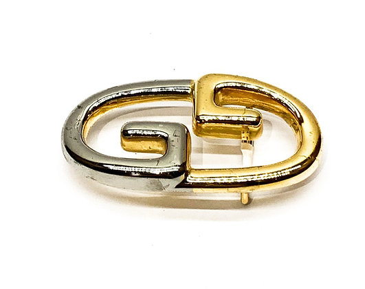 Gucci Vintage Belt Buckle