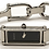 Thumbnail: Gucci 1500 L Silver Dial & Silver Plated Band Vintage Watch