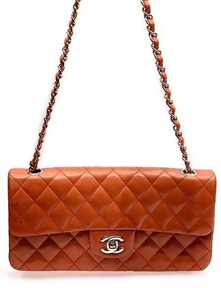 Chanel Classic Single Flap Bag East West