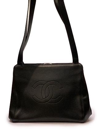 Chanel Vintage CC Shoulder Bag