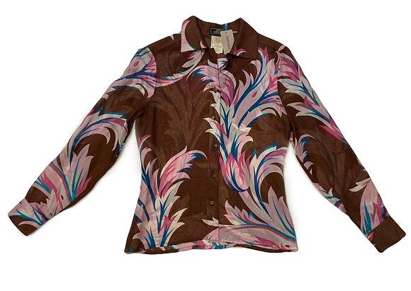 Gianni Versace Silk Blouse
