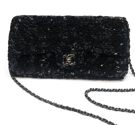 Chanel Sequins Flap-bag Limited Edition
