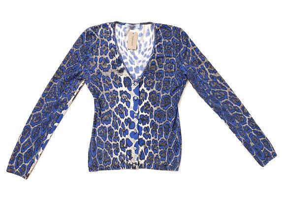 Blumarine Blue Leopard 3 Pice Set