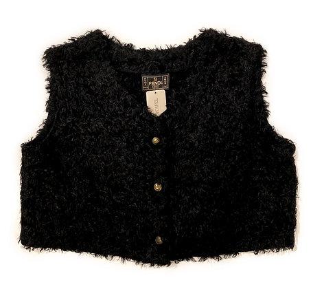 Fendi Vintage Cropped Vest