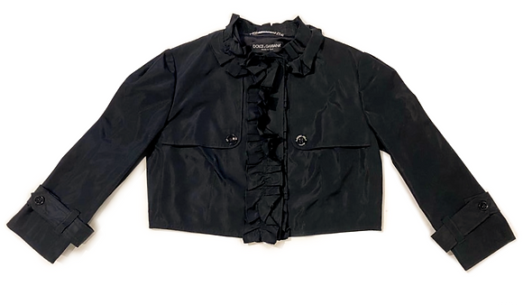 Dolce & Gabbana Cropped Jacket