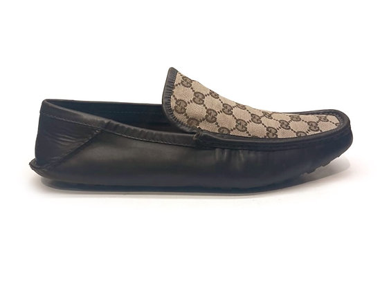 Gucci Monogram Loafers For Men