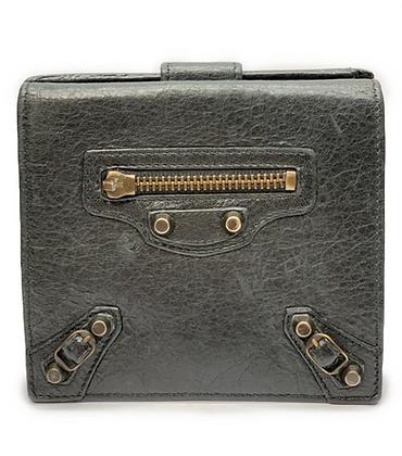 Balenciaga Compact Zip Wallet