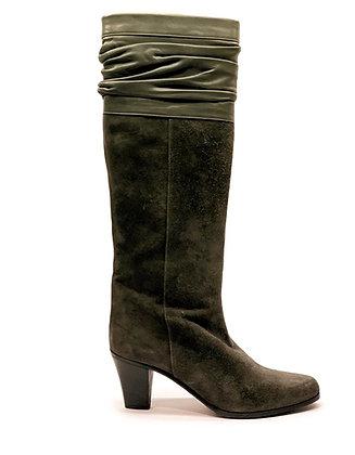 Celine Suede Vintage Boots