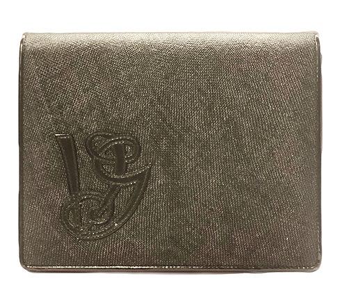 Valentino Rafia Vintage Black Bag