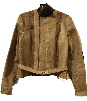 Christian Dior Lizard Biker Jacket