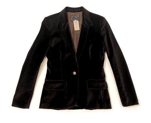 Gianni Versace Velvet Blazer