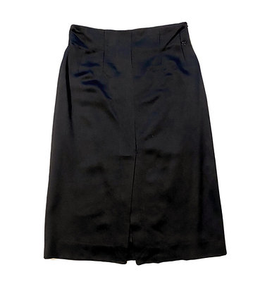 Chanel Satin Classic Skirt 2007 Autumn Collection