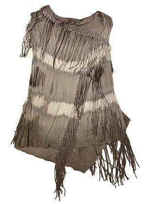 All Saint Fringe Dress