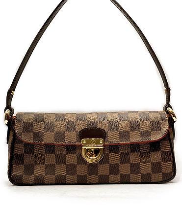 Louis Vuitton Damier Gold Clasp Shoulder bag