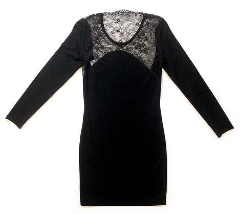 Emilio Pucci Lace Knit Dress