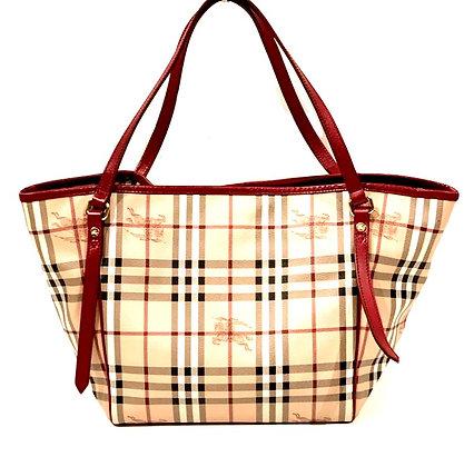 Burberry Monogram Tote Bag