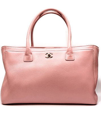 Chanel Executive Cerf Large Tote Bag