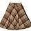 Thumbnail: Christian Dior Vintage Chest Pleated Skirt