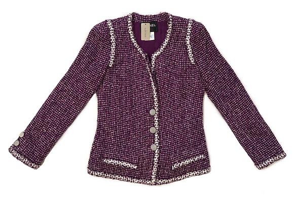 Chanel Tweed Blazer 2009 Printemps Collection