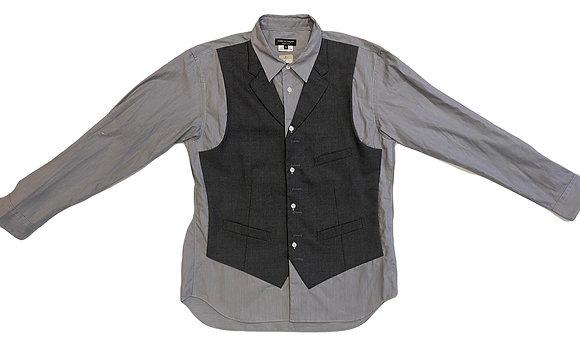 Comme des Garcon Vest Shirt