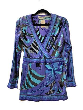 Emilio Pucci  Vintage Jersey T-Shirt