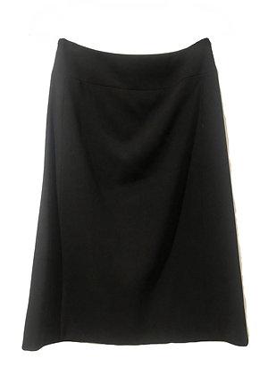 Chanel Classic Black Skirt