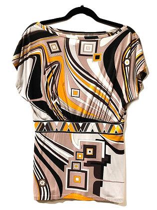 Emilio Pucci Vintage Cotton T-Shirt