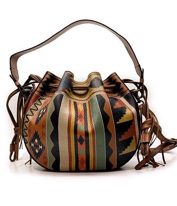 Etro Buble Paysler Bucket Bag