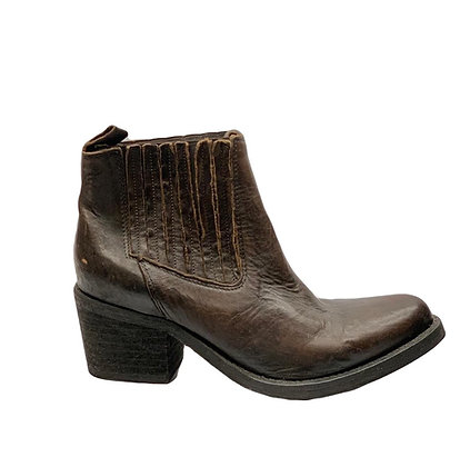 All Saint Leather Ankle Boots
