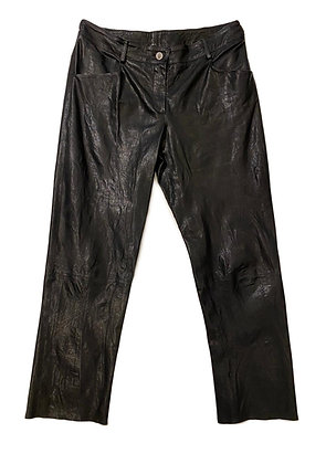 Chanel Leather Pants 2008 Autumn Collection