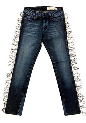 Citizen of Humanity Poppy DNM Chains Jeans