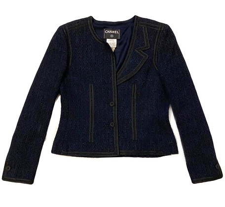 Chanel Tweed Blazer 2002 Collection