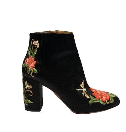 Aquazzura Embroidered Boots