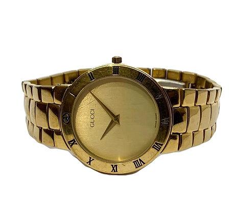 Gucci Golden Watch